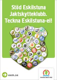 Stöd Eskilstuna Jaktskytteklubb. Teckna Eskilstuna-el!